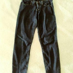 Flying monkey dark blue jeans size 5